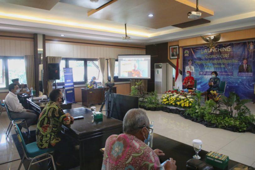 7-10 Jateng dan BSSN Sepakat Jaga Keamanan Siber Bersama