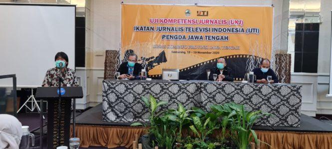 18 11 Pemprov Dorong Kompetisi Jurnalistik